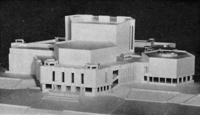 Концертный зал «Витебск» — вторая главная стройка города после Летнего амфитеатра. Как это бы