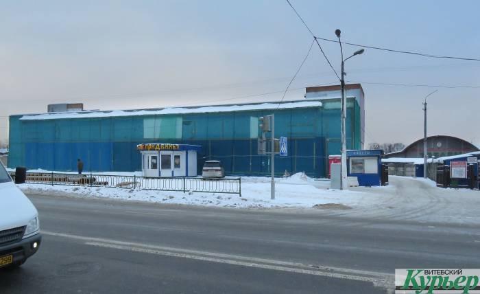Возле Полоцкого рынка будет еще один большой торговый центр в Витебске?