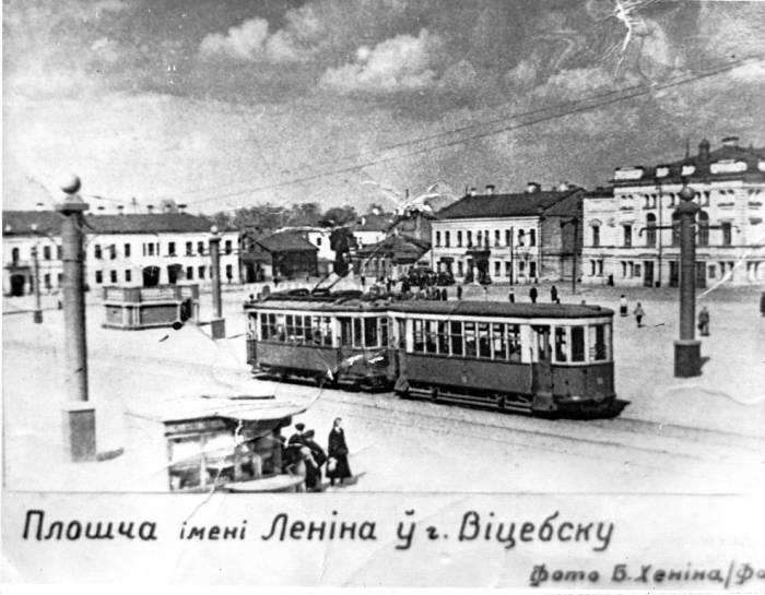 «Трамвай по рельсам мчит как черепаха, и старый ватман спит как бегемот…» Интересные факты про витебский трамвай