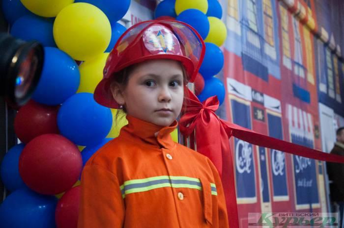 В Витебске открыли «Штаб обучения супергероев». Как выглядит новое развлечение для детей