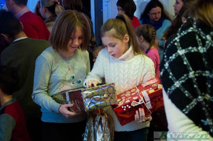 В Витебске показали последнее рождественское представление
