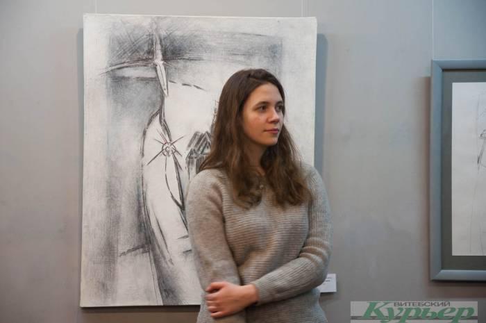 Выставка Андрея Духовникова, на которой Витебск такой, каким мы хотим его видеть