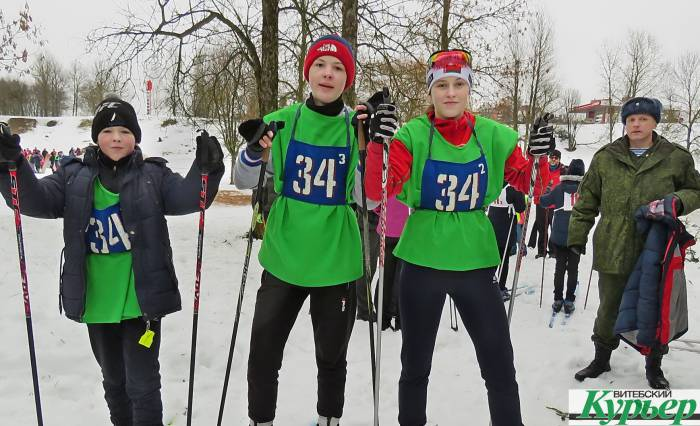 В Витебске прошли «Зимние старты-2019» (видео)