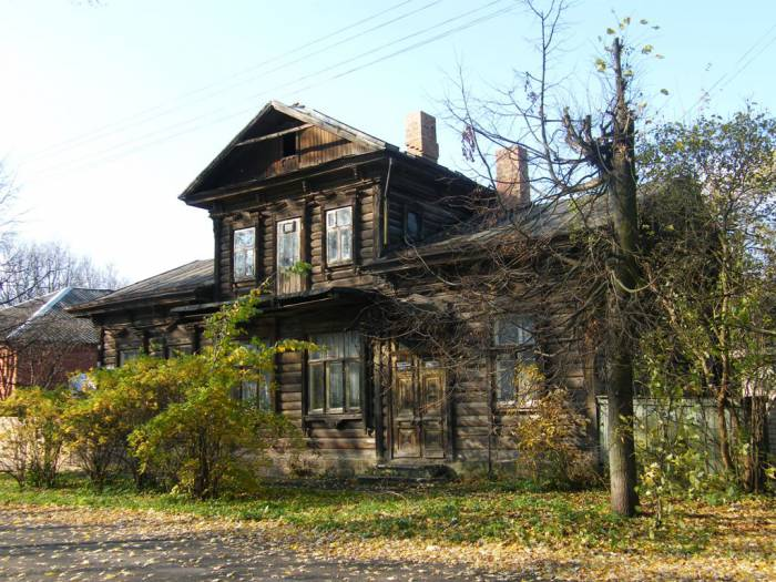 4 самых старых деревянных дома в Витебске, которые скоро могут исчезнуть