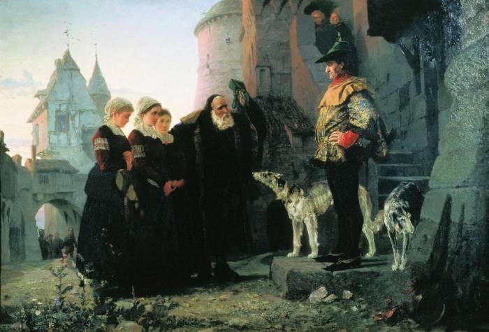 Тайна имения Усвяты, постельная барщина» в Лукомле и почему обеднели жегульские крестьяне