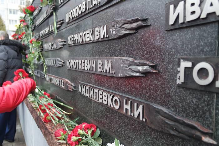 Как в Витебске отметили День памяти вывода советских войск из Афганистана