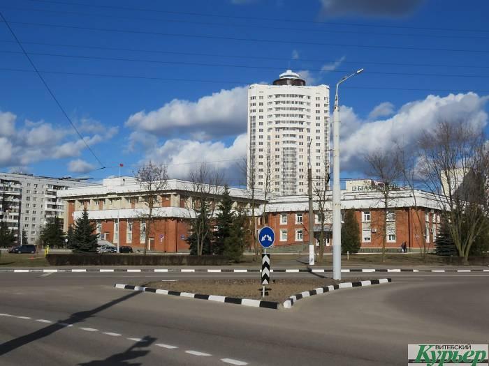 Три дня Витебск чистят и красят. Ходят слухи, что в понедельник в городе будет Александр Лукашенко