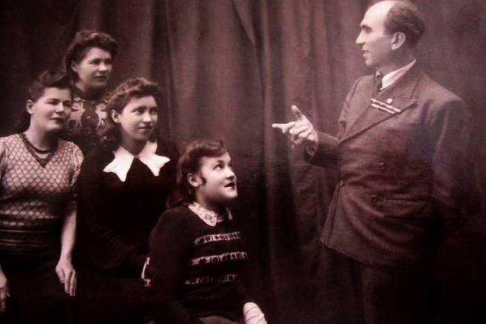 Как Яков Лазаревич Иоффик в послевоенном Витебске людям радость нес