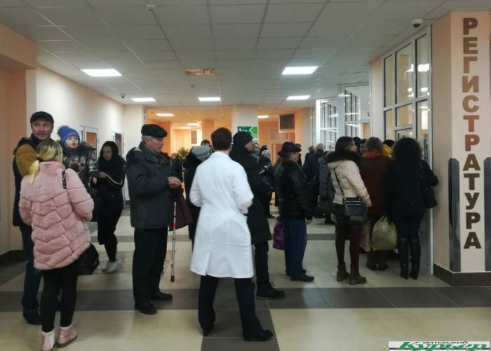 Как работает новая поликлиника в Витебске в микрорайоне Юг-7. Проверено лично!