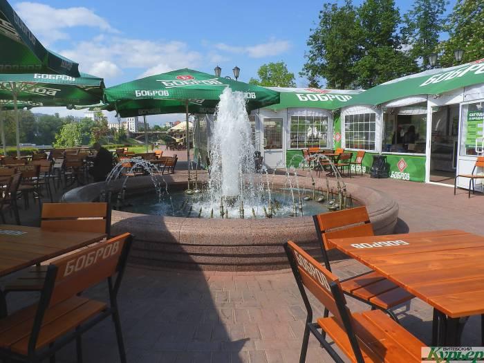 В Витебске 122 торговых точек в парках и на улицах выставили на аукцион