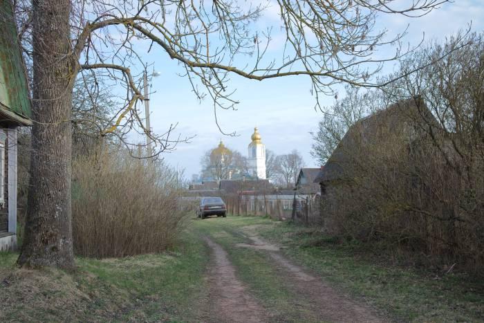 Самый маленький город Беларуси Дисна в кино и в реальности