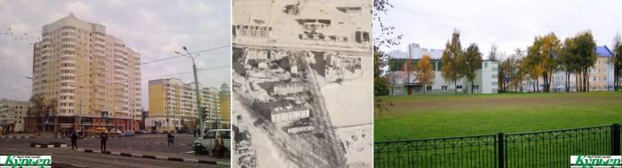 Лучеса и площадь Победы. Экскурсия по оккупированному Витебску