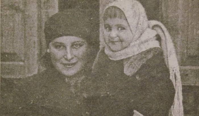 Про одно фото 1943 года. «Мама не могла говорить о войне без слез…»