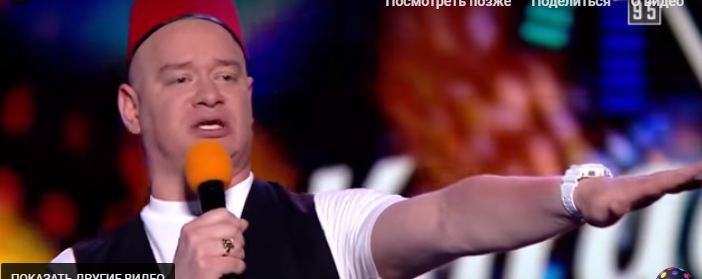 В первом выпуске «Вечернего Квартала» без Зеленского обыграли слово «Витебск» (видео)