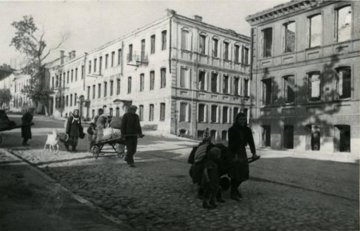 6 уникальных фактов про то, как восстанавливали Витебск