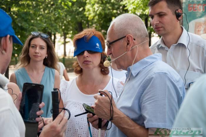 Почему в Витебске почти нет на улицах людей с инвалидностью по зрению и что изменилось теперь на Кирова
