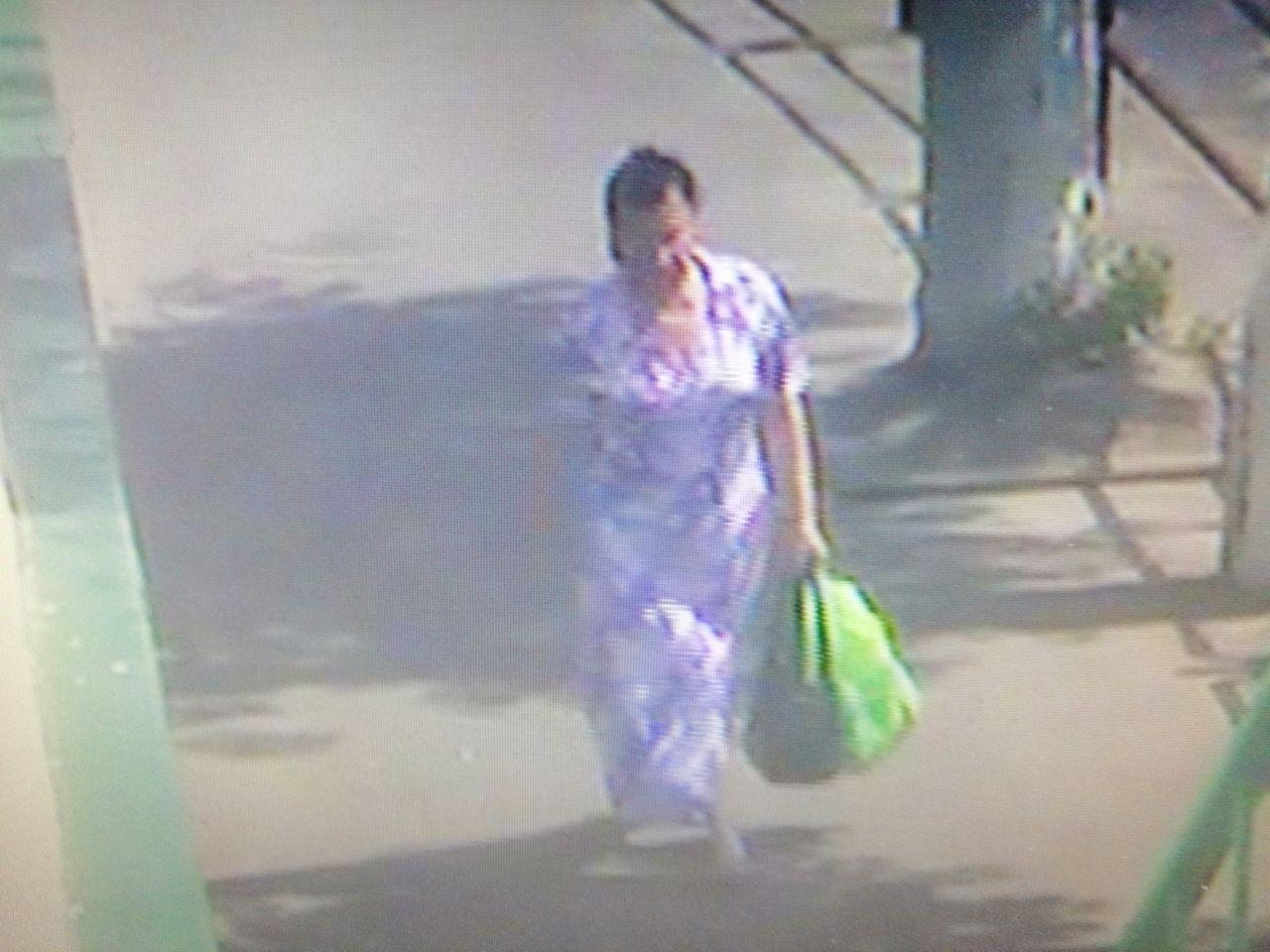 В Витебске ищут женщину, которая повредила автомобиль на на стоянке возле учреждения СИЗО-2