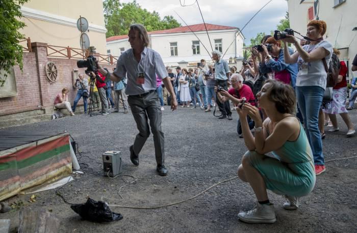 В Витебске открылся IV Международный фотофестиваль «ФотоКрок» им. С. Юрковского