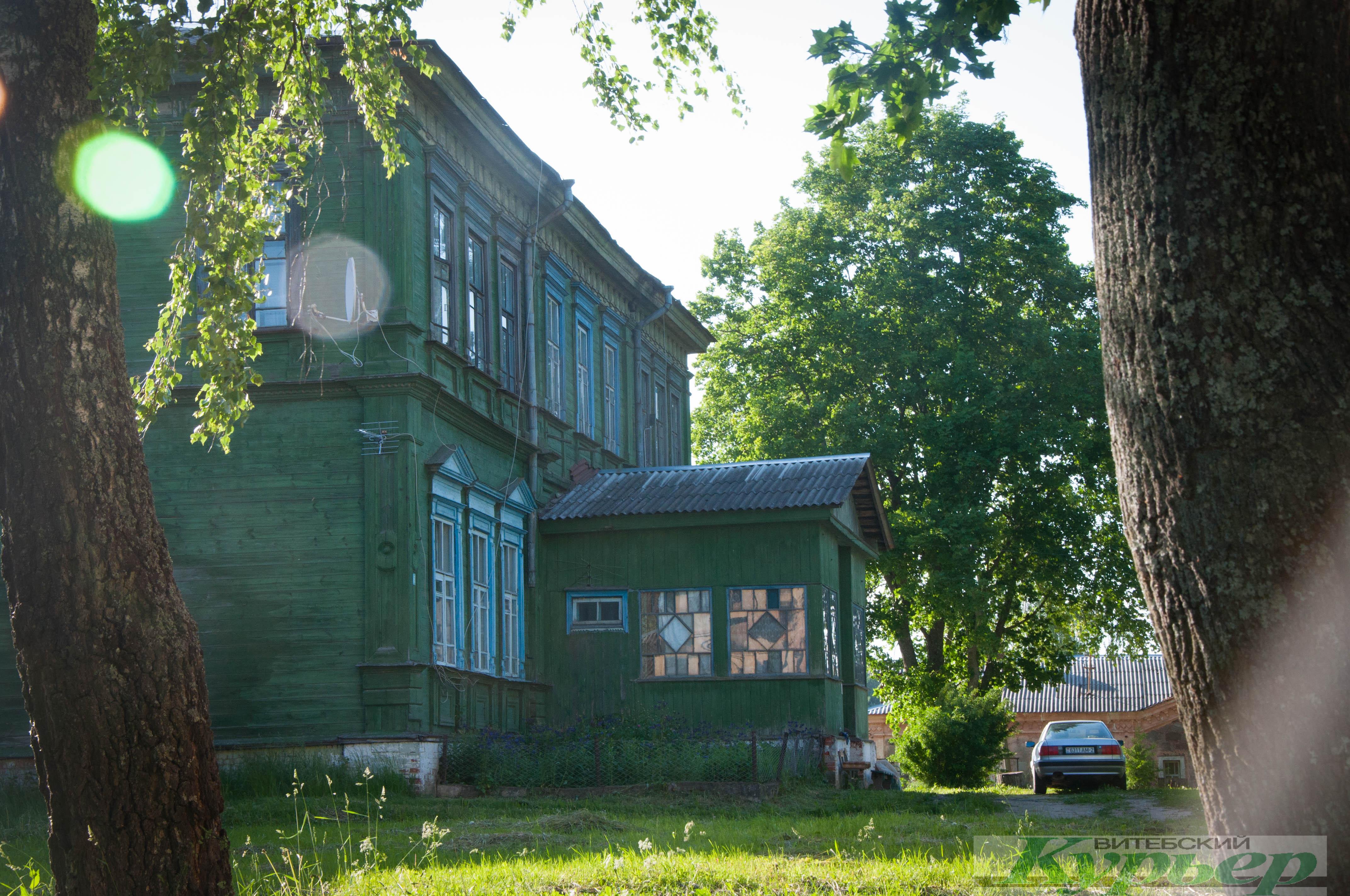Видеопутешествие в невероятную Быковщину в Полоцком районе за 2 минуты