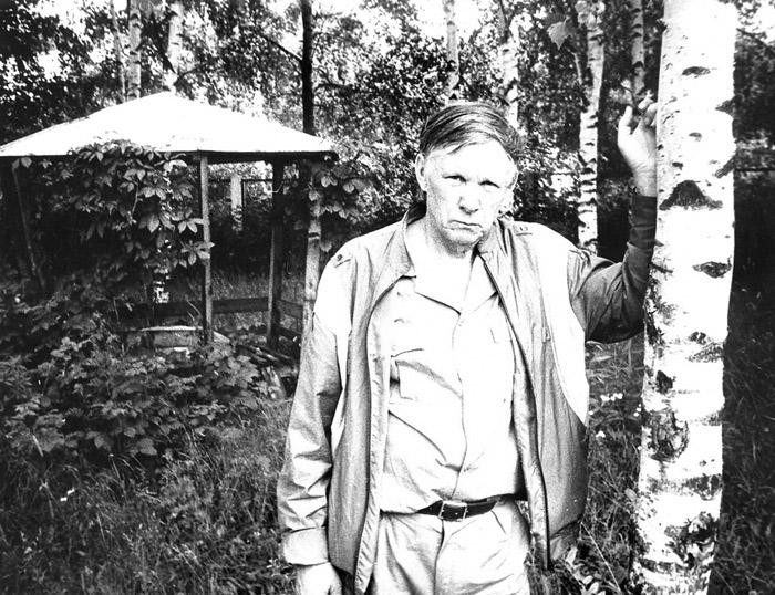 7 цитат Василя Быкова о Витебске. И где в городе дом, который строил будущий писатель