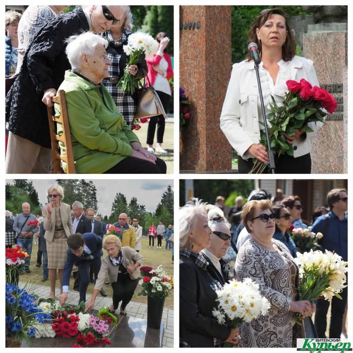 Первому директору «Славянского базара» открыли памятник. «Витебск был бы другим городом, если бы не было Родиона Басса»