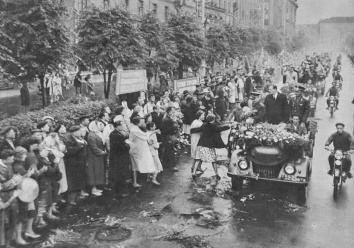 День города 55 лет назад. Как отмечали 20-летие освобождения Витебска в 1964 году