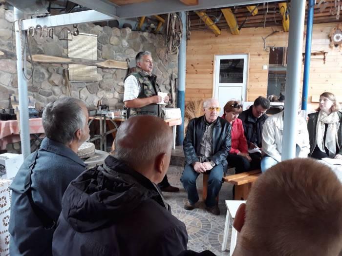 В Оршанском районе обсудили проблемы экологии региона. Откуда в воздухе формальдегид и почему мы видим значительное уменьшение лесных площадей