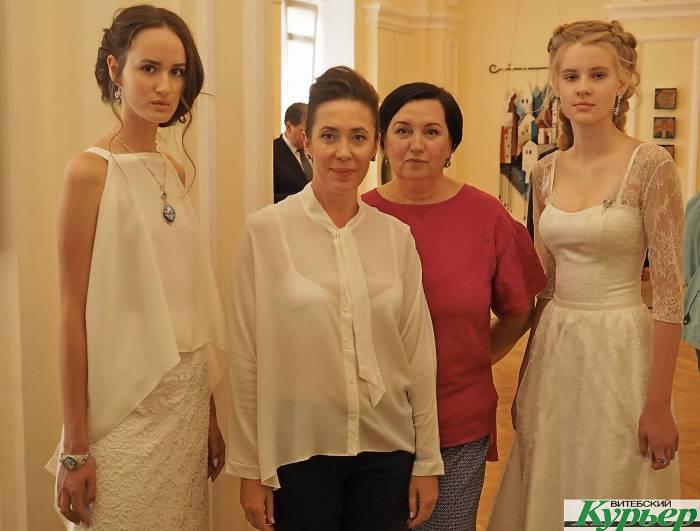 На «Славянском базаре в Витебске» открыли  выставочный проект «Ростовская финифть»