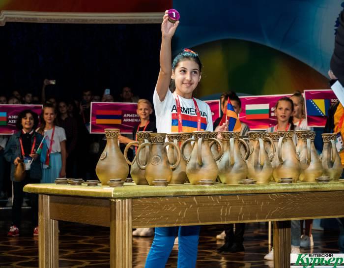 Уже состоялась  жеребьевка участников XVII Международного детского музыкального конкурса «Витебск-2019»