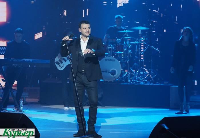 На концерте EMINа был аншлаг и даже наблюдался ажиотаж среди зрителей «Славянского базара»