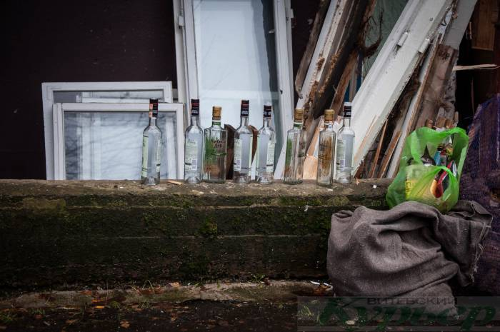 Где в Витебской области по статистике пьют страшнее всего