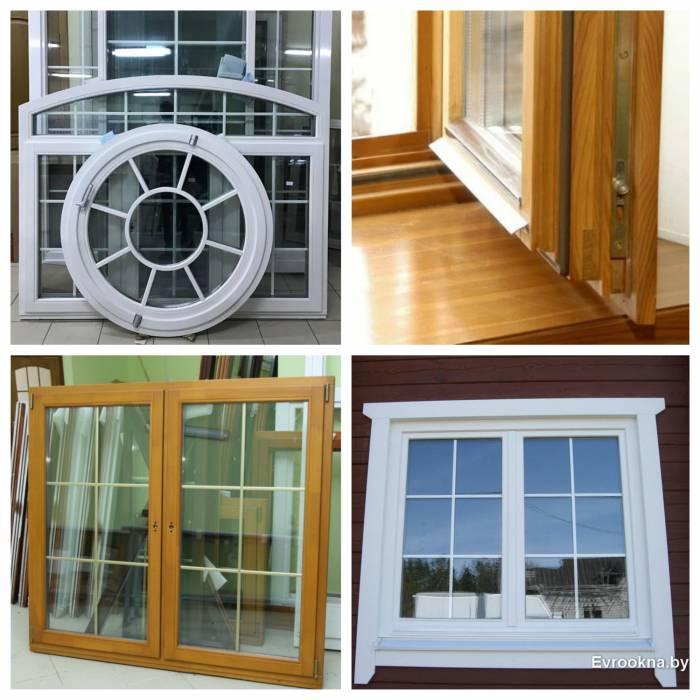 Как выбрать окна для деревянного дома и как их правильно установить