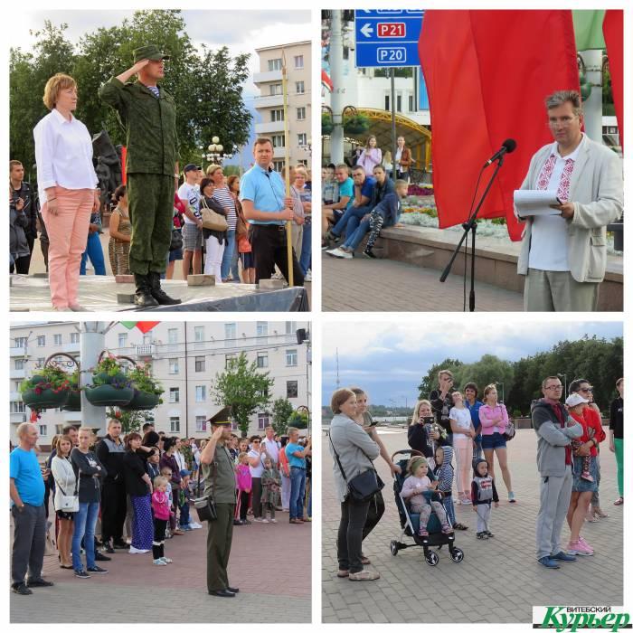 Таким будет парад на День Независимости в Витебске