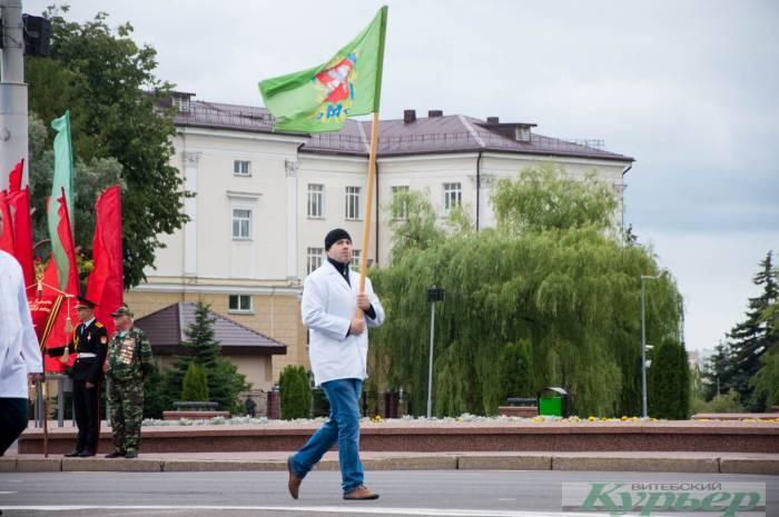 Как в Витебске прошел День независимости по новому сценарию. Рассказываем честно и коротко