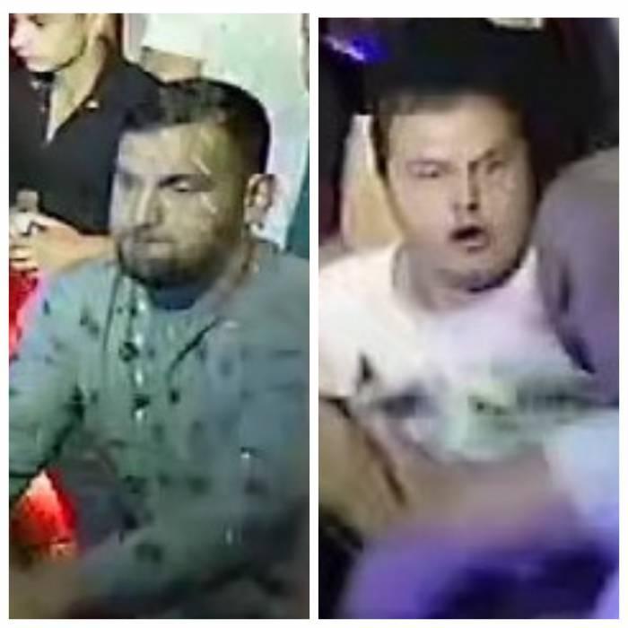 В Витебске разыскивают двух мужчин, которые в кафе «Галерея» избили россиянина (видео драки)