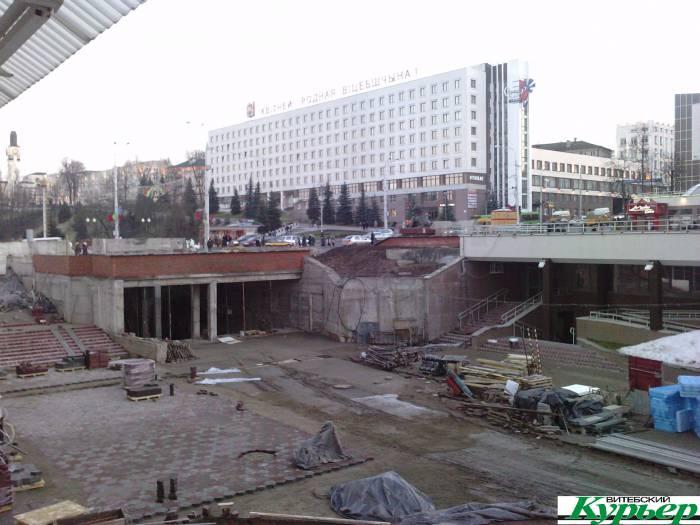 Подземные переходы в Витебске, которые планировали строить в 80-х годах