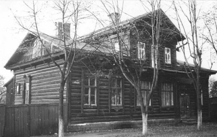 Уникальный дом в Витебске, где жил один очень известный художник
