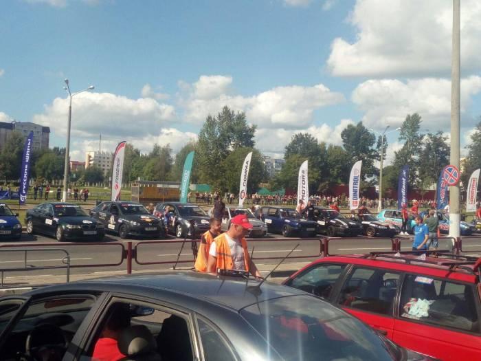 Что сейчас происходит на проспекте Победы в Витебске. Почему перекрыто движение от Московского проспекта