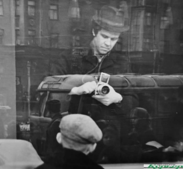 Старый Витебск на фотографиях Эдуарда Трепачука. Влюбленный в город