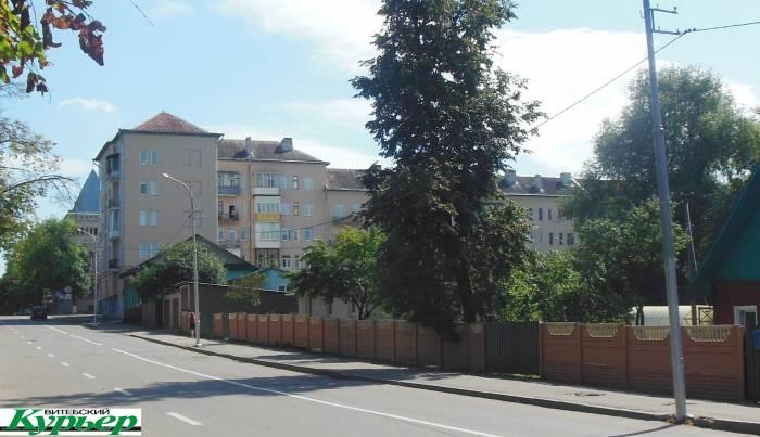 Как в Витебске появился Дом специалистов. Для витебской интеллигенции с помещениями для домработниц