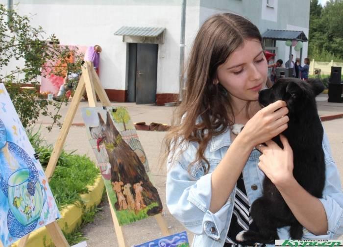 Как Витебский приют для бездомных животных отметил свой восьмой День рождения