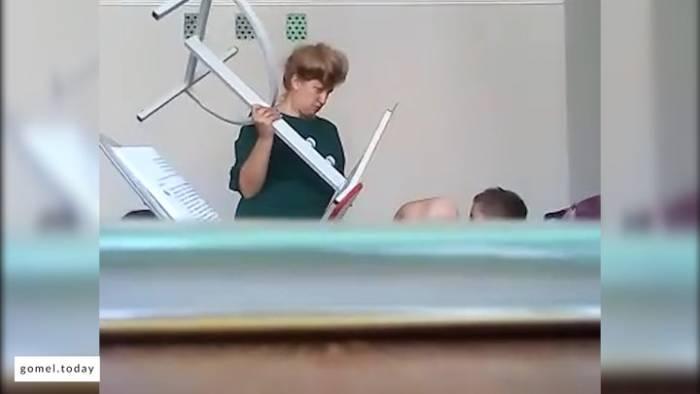 Как объясняют ситуацию с матом в школе родители в Гомеле, сама учительница, Лукашенко и комментаторы в соцсетях