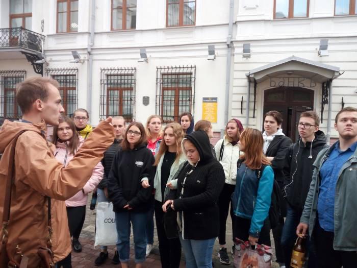 Как узнать интересные факты из истории Витебска, посетить знаковые места города и при этом помочь приюту для бездомных животных