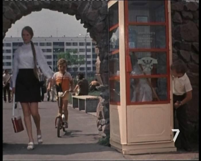Как менялись телефонные будки на улицах Витебска