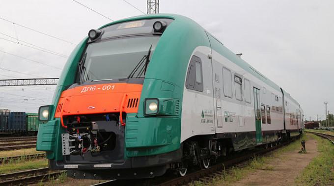 Как изменился график движения поездов между Витебском и Минском