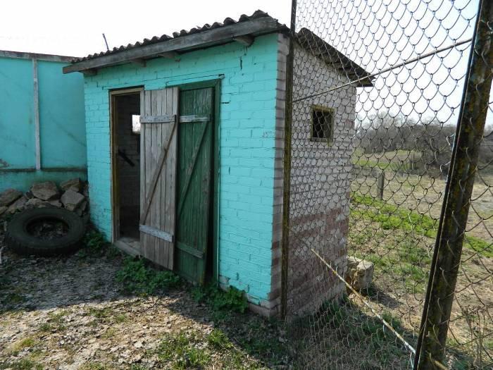 Туалет типа сортир пытаются продать в Витебской области на аукционе