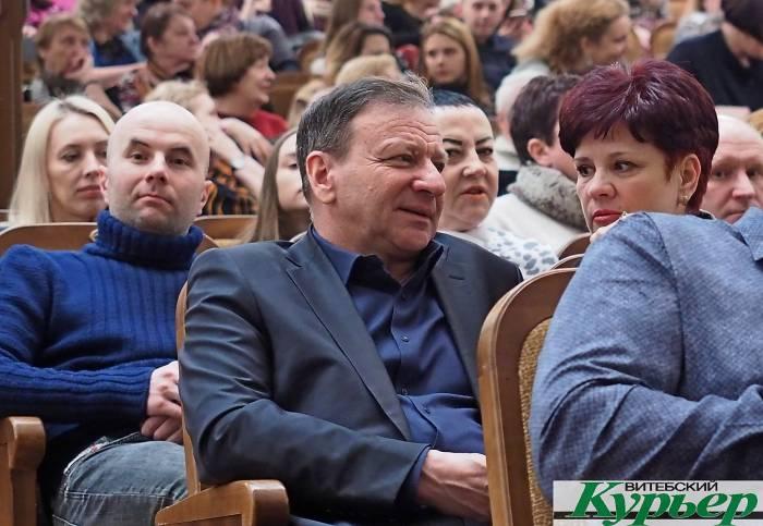 Виктор Николайкин, возможно, сменит пост председателя Витебского горисполкома. Кто станет новым мэром?