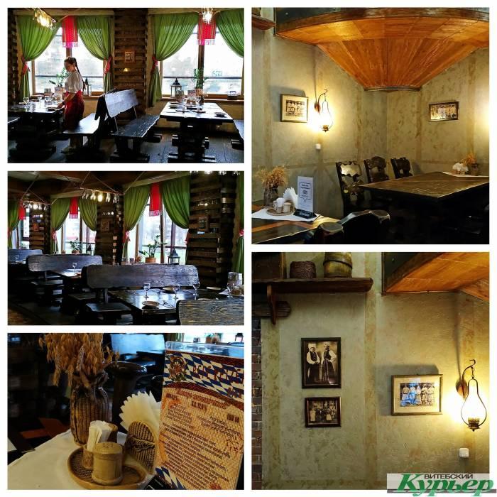 Сколько стоит бизнес-ланч в «Лямусе». Ресторан на первом месте в народном рейтинге Витебска