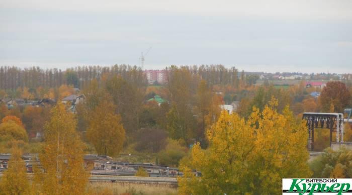 5 лучших мест Витебска и окрестностей, откуда город виден как на ладони