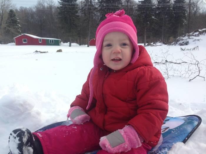 Сколько стоит одеть малыша на зиму. Наша считалка